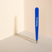 "Gloss Navy Blue ""Handsome"" Tweezer"
