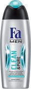 Fa Men Clean & Pure Shower Gel 250 ml / 8.3 fl oz