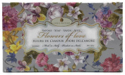 Cascia all'Olmo Flowers Of Love Italian Soap, 310ml Bar