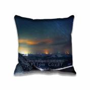 Square 50cm x 50cm Zippered Armenia,Arteni Pillowcases Digital Print Adults Kids Cushion Covers