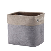 WarmHome Uncovered storage box for cotton clothing,clutter, shoes, books and toys