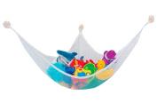 Mily Toy Organiser Toy Hammock 180120120 cm White