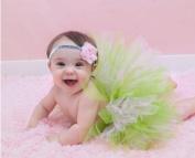Newborn Girl Baby Outfits Photography Props Headdress Tutu Skirts,Panda Panta