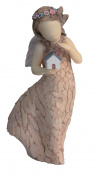 More Than Words Arora Design Sentimental Angel Figurine, Bless This House