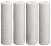 Compatible to Ametek 155014-52 Sediment Filters, 4 Pack by CFS