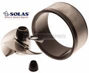 Solas Sea Doo Impeller SD-SC-A and Wear Ring 580 587 XP SPX SPI SP GTX GTS GT