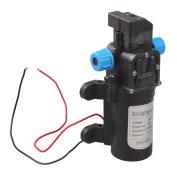 Awakingdemi Diaphragm Water Pump,DC 12V 60W High Pressure Micro Diaphragm Water Pump Automatic Switch 5L/min
