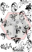 Lace 4 stencil for cerakote, gunkote, duracoat Avery paint mask sticky back vinyl