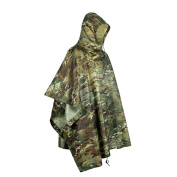 FREE SOLDIER Light Weight Raincoat Outdoor Ripstop Rain Poncho