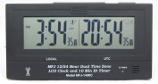 MFJ-148RC Radio-Controlled 24/12 Hour Dual clock