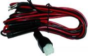 MFJ-5535 DC power cable for HF mobiles, 6-pin
