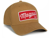 Magpul Script Mid Crown Snapback Cap Cotton/Polyester Coyote