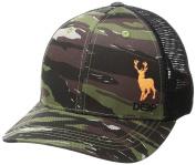 Deep Ocean Stag Trucker Hat