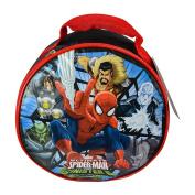 Marvel Ultimate Spider-Man 24cm Round Lunch Box Bag