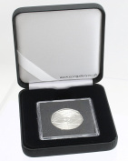 Deluxe display case for modern 50p coin