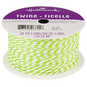 Chartreuse Baker's Twine Ribbon