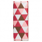 Scarlet Triangles Tissue Paper