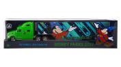Disney Parks 2017 Sorcerer Mickey Mouse Peterbilt 387 Hauler Truck