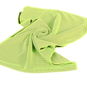 Xcellent Global Chilly Sport Cooling Towel for All Sports and Outdoor Activities,Size 100cm x 30cm