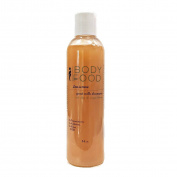 Body Food Goat Milk Shampoo with Shea Butter and Orange Blossom, 240ml