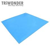 Triwonder 210cm x 210cm Outdoor Waterproof Sunshade Camping Shelter Tent Tarp Footprint Groundsheet Blanket Mat Rain Fly for Hammock