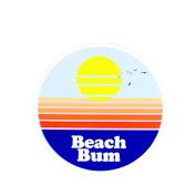 Rad Beach Bum Natural Body Cream 240ml