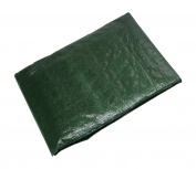Milicamp Unisex Groundsheet/Tarpaulin-2.4m X 1.8m , Green