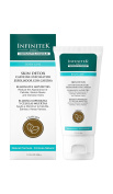 Infinitek Caffeine Skin Brightening Body Scrub Exfoliating Cream Detox Cleanser | Smoothing Face and Body 200 g