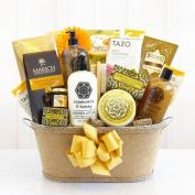 Honey and Chamomile Spa Gift Basket