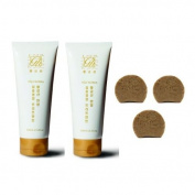 Korean HGS Herbal Hair Loss Fast Regrowth Gold Hair Loss TreatmentX2ea + Dark Black Ginseng anti hair loss Soap 3ea