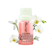 Plant Gift 100% White Orchid Essential Oil - 0.34OZ / 10ml Michelia alba Pure And Natural Skin Care Therapeutic Grade - Face And Body Wash - Treatment Respiratory Dystem - Relieve Nasal Congestion