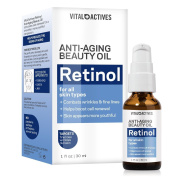 Vital Actives Retinol Beauty Oil