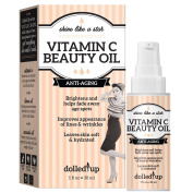 Dolled Up Vitamin C Beauty Oil