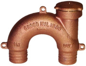Groco HVL750 VENTED LOOP FOR 1.9cm ID HOSE