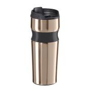 Oggi Coffee Travel Mug, Champagne