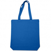 Pack of 2 - Reusable, Eco-Friendly Non-Woven Tote Bag Standard Size 33cm W x 38cm H