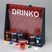 MasterPro DRINKO Shot Glass Game by MasterPro