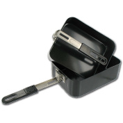 Highlander Non-Stick Coated Mess Tins Mens