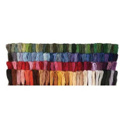 Craftways Value Pack-100 Skeins Embroidery Floss