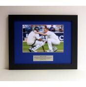 Andrew Flintoff – Spirit of Cricket Framed Presentation