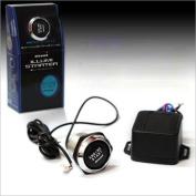 Kimloog 12V Universal Car Engine Start Push Button Switch Easy Nighttime Blue LED Ignition Starter Kit