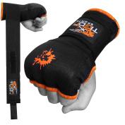 Tigon Boxing Gel Inner Gloves, Hand Wraps Bandages, Boxing Gloves, Cotton Bandages Pair MMA Punch bag Handwraps