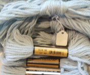 Paternayan Needlepoint 3-ply Wool Yarn-Colour-506-FEDERAL BLUE( light)-MINI