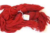 Paternayan Needlepoint 3-ply Wool Yarn-Colour -969-Christmas Red-mini skeins-5.1cm this listing