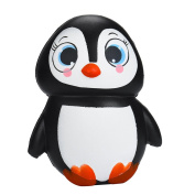 New !WILLTOO Release Stress Cute Penguins Squishy Slow Rising Cream Scented Decompression Toys