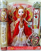 EXCLUSIVE Ever After High Royally Ever After - APPLE WHITE DOLL(Toys R Us Exclusive) - With her Enchanting Blonde Hair, Shimmer Make-Up and Rooted Eyelashes, this is a Special Doll to Collect.