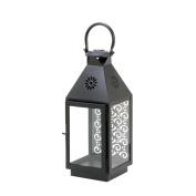 Hanging Black Candle Lantern