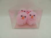 Easter Chicks - Pink - Table Decoration by Celebrate It - Great for Easter Baskets!