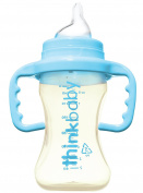 thinkbaby The Sippy Cup, Light Blue