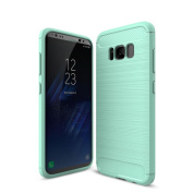 New Thin Soft Protection Silicone Gel Case Cover For for Samsung Galaxy S8 Plus-16cm ,Tuscom